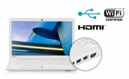 TOSHIBA Satellite L50-A-1DH Laptop