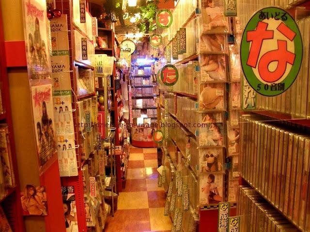 sex shop, japonia, tenga