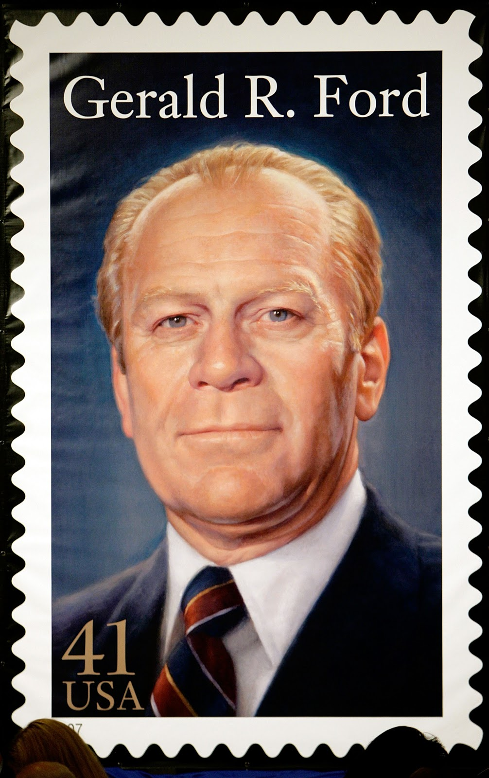Gerald Ford Quotes I Was Here. Gerald Ford