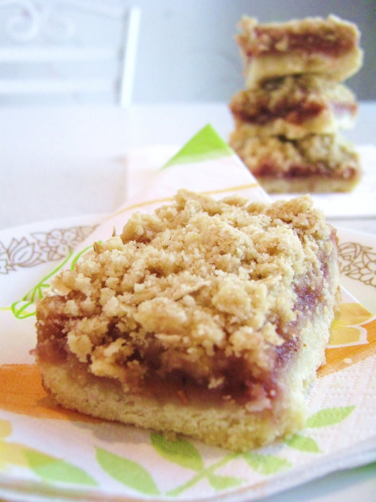 Baking and Mistaking: Pink Lemonade Bars
