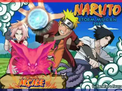 cover Game Naruto Mugen Free