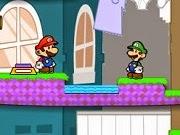 لعبة هروب ماريو