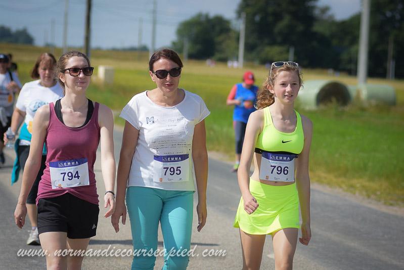 8km marche