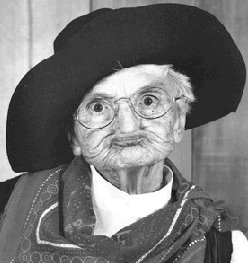 Image of elderly lady in a hat - original source seems to be Huff Post (after some Google Image searching)