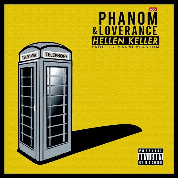 Phanom - Hellen Keller (feat. Loverance) - Single  Cover