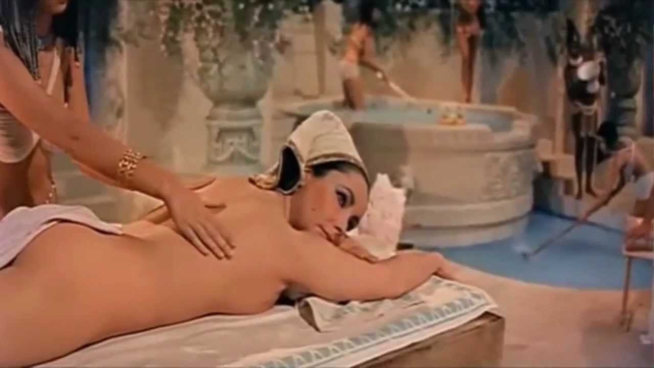 Consider, Elizabeth taylor cleopatra nude are absolutely