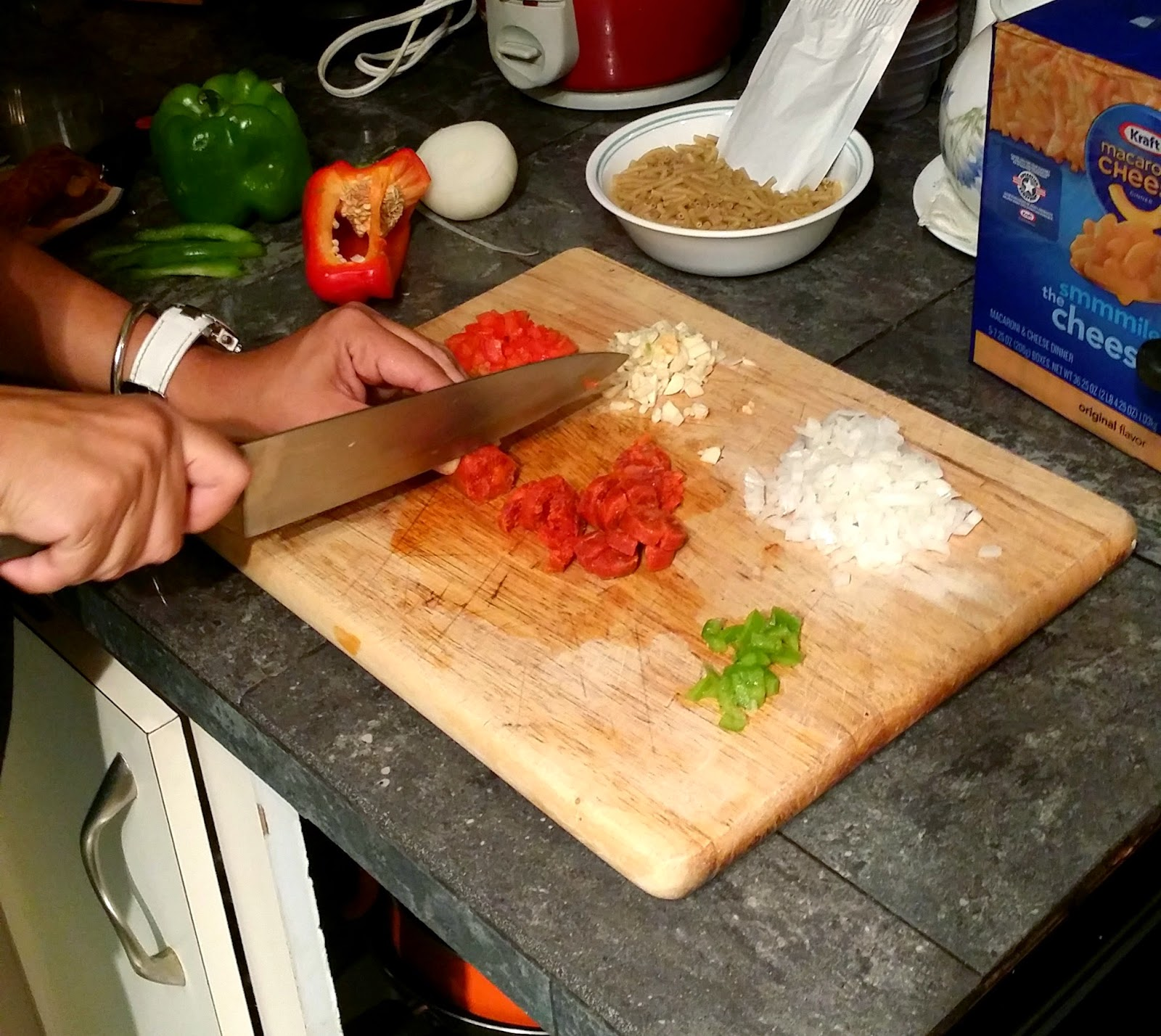 Big Game Recipe: Chorizo Mac & Cheese #GolazoKraft #shop