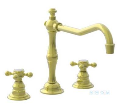 Delorme Designs BRASS FAUCETS