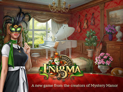 Download Free Hotel Enigma Hack Unlimited Coins Unlimited Sapphires 100% Working and Tested for IOS