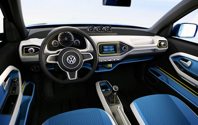 All New Super Looking Volkswagen Taigun 2015.