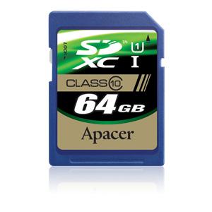 Harga Memory card APACER SDXC 64GB - Class 10 cariharga.blogspot.com