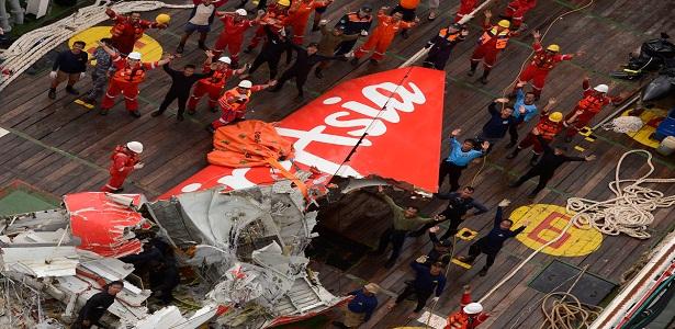 Jatuhnya Pesawat Air Asia QZ8501 Akhirnya Terungkap