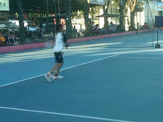 Kejurnas Tenis Yunior Digelar Di Gresik