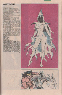 Fulgor (ficha marvel comics)