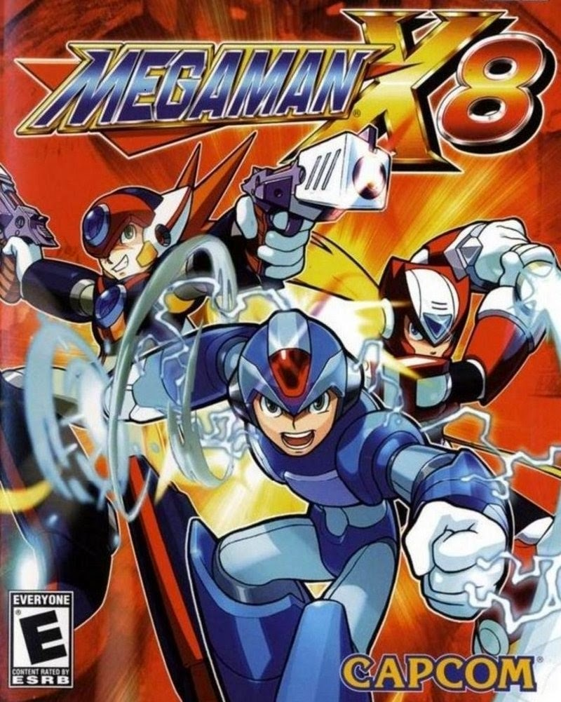 Download MegaMan X8 Game