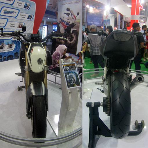 Honda CB150R StreetFire Pro Fighter : Bengis dan Berotot