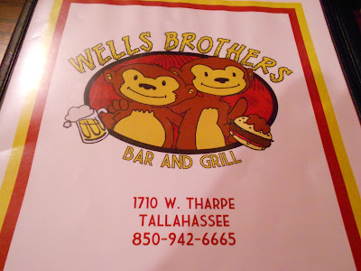 Wells Brothers Bar & Grill... AKA: Monk's