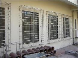 Iron Works Philippines steel window grills 2