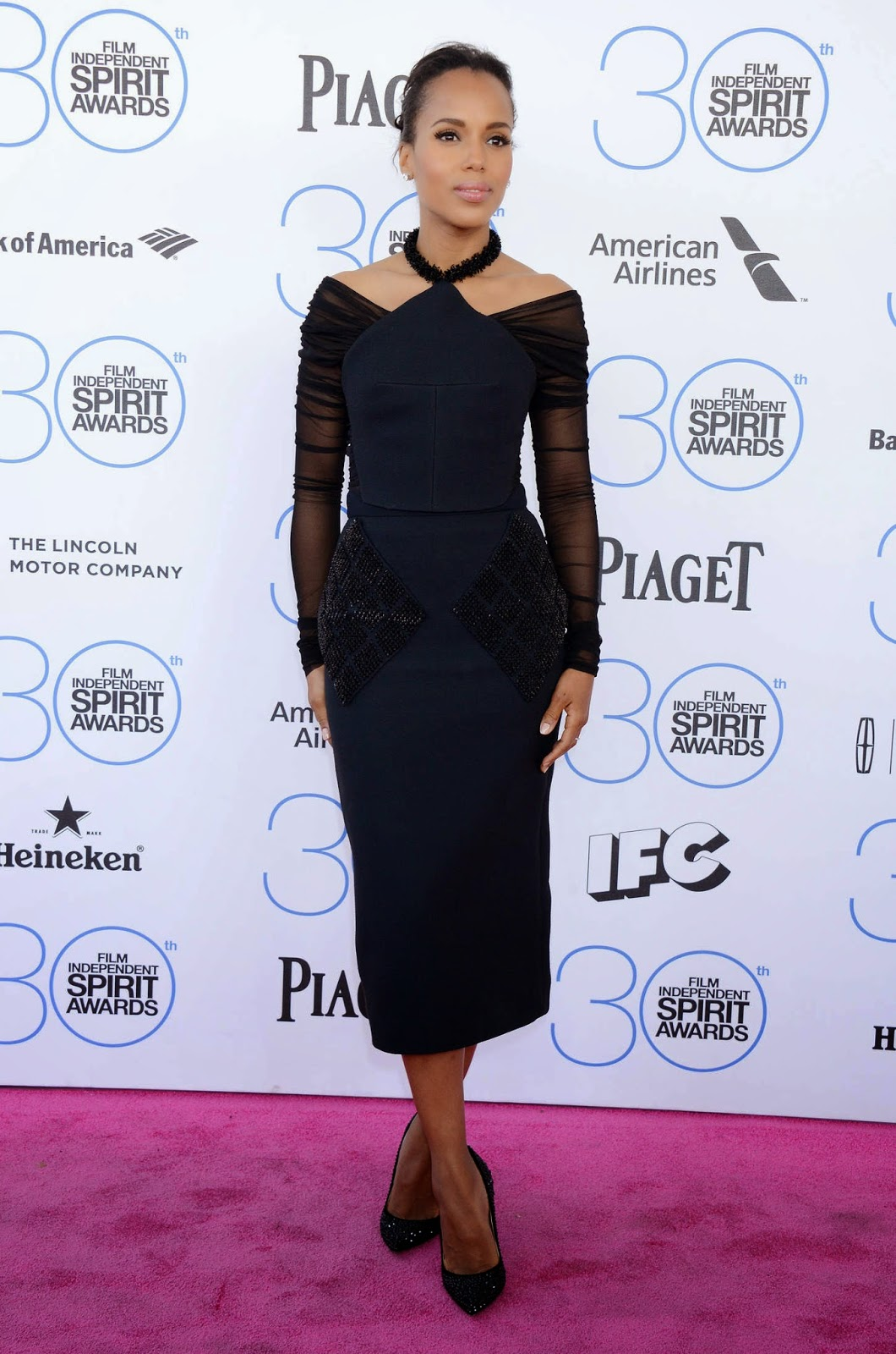 Kerry Washington – 2015 Film Independent Spirit Awards in Santa Monica