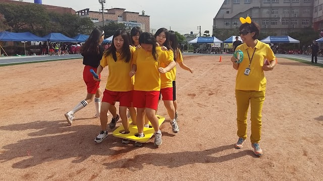 80 Hari di Korea : Hari 16 (Hari Sukan Sekolah di Korea)