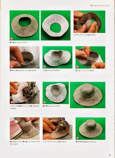 Как сшить барби шляпку 80