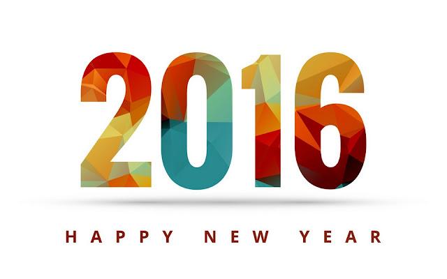 Hình nền máy tính happy new year 2016