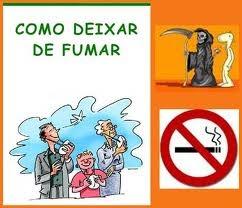 Que beber uma grama para deixar de fumar