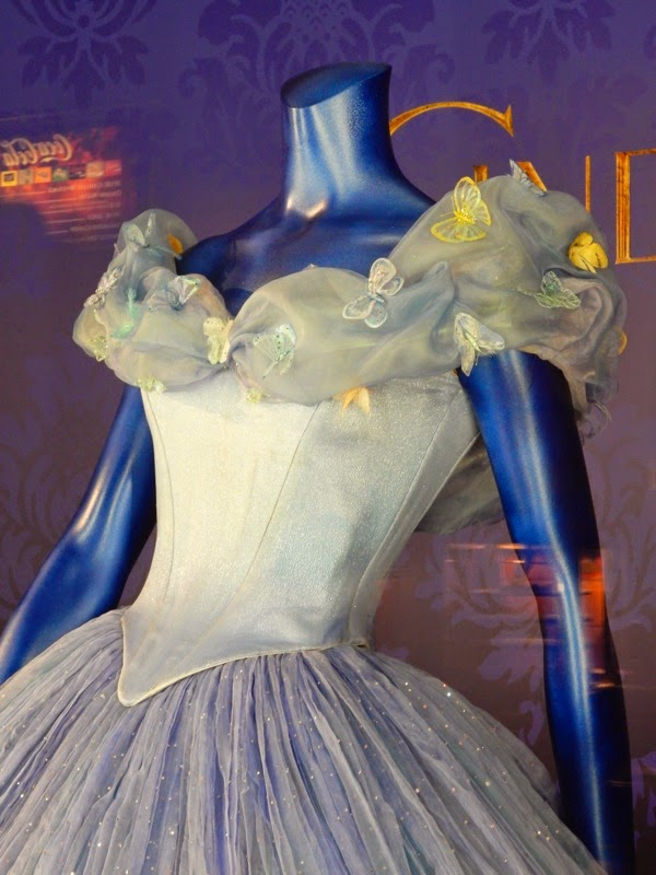 Hollywood Movie Costumes and Props: Cinderella ball gown ...
