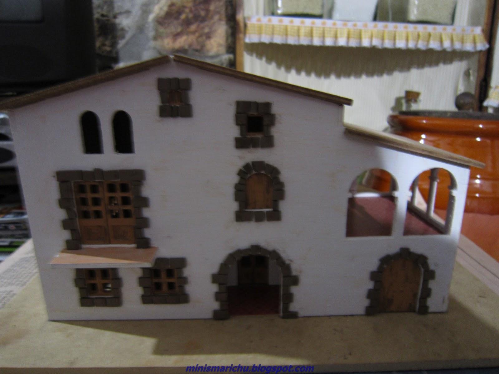 Las minis de marichu casa andaluza 1 60 for Casa andaluza