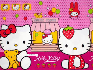 Animasi Kartun Hello Kitty Paling Bagus