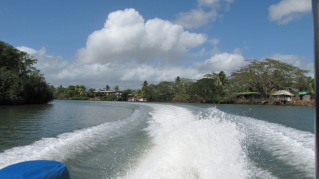 Labasa Fiji  city photos gallery : Babasiga: About the Labasa River