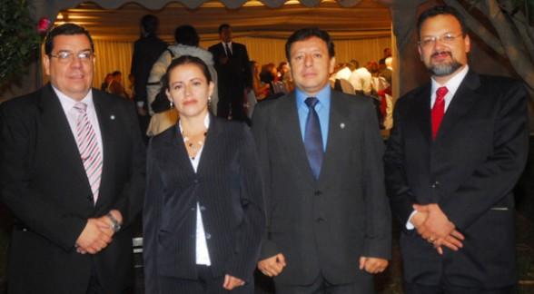 Graduación 2011: Universidad Autónoma Juan Misael Saracho