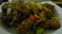 Dainty Restaurant, Salt and Pepper Spareribs