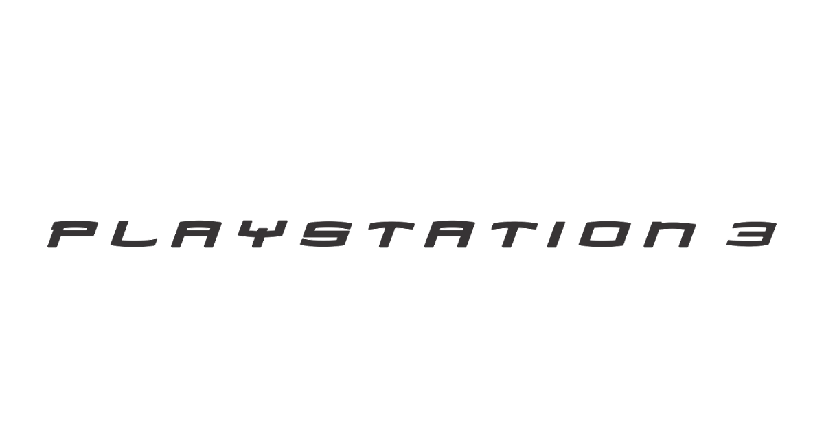 Playstation logo Vector  vecteezycom