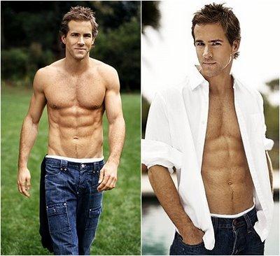 Ryan Reynolds Jeans on Ryan Reynolds