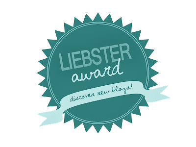 Premio Liebster Award 2014