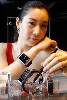 Smartwatch, Samsung