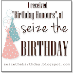 Seize The Birthday Honourable Mention