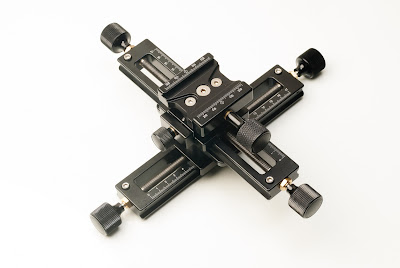 Hejnar Photo Dual Stage 8x8 micro rail