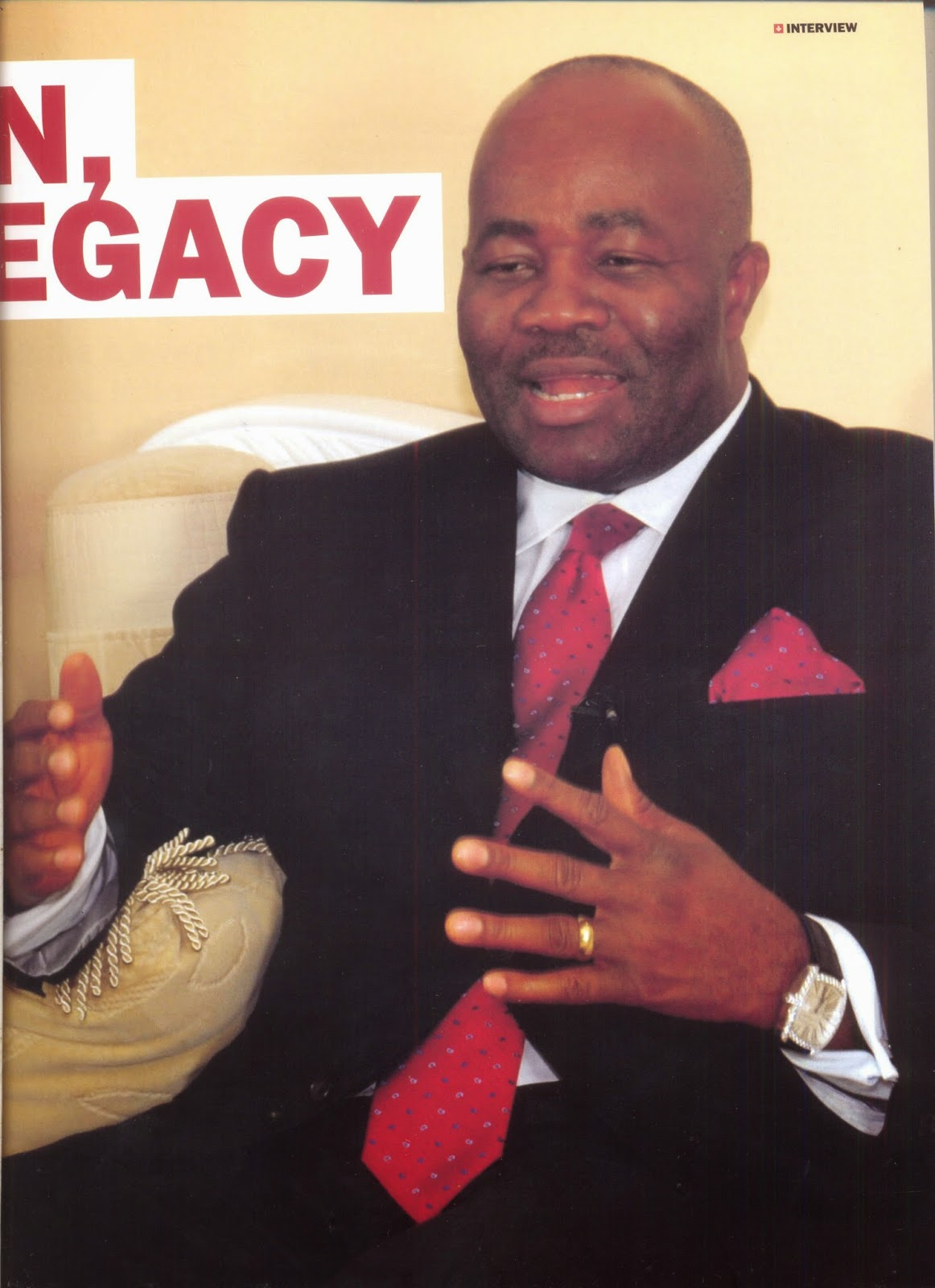 Akpabio inaugurates more projects