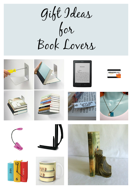 Gift ideas for book lovers!