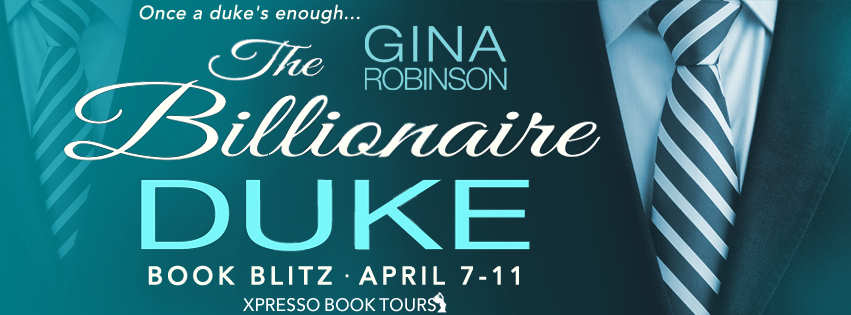 The Billionaire Duke Book Blitz