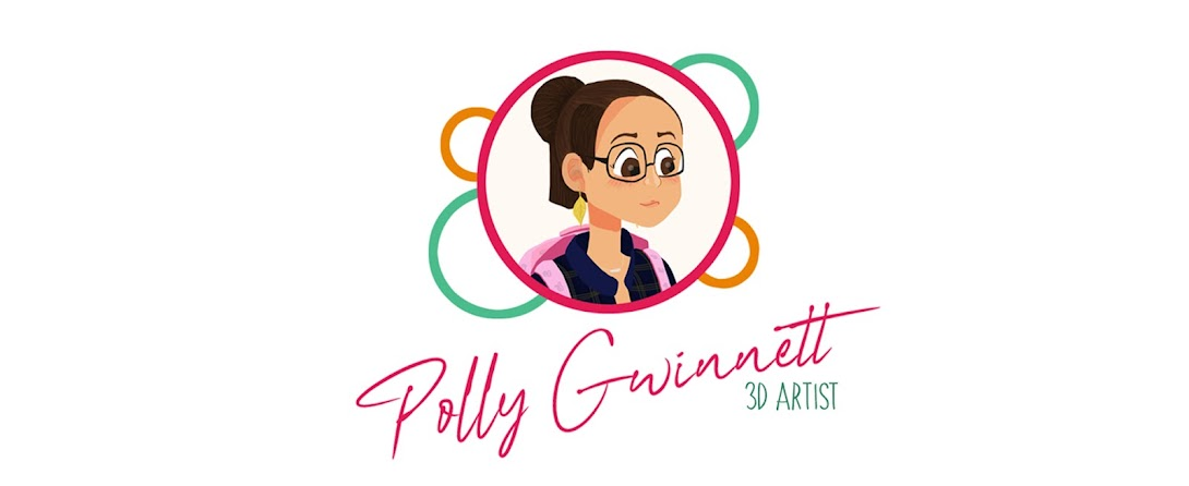 Polly Gwinnett - BA (Hons) Computer Animation Arts, UCA Rochester