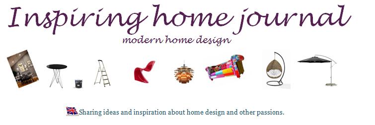 Inspiring home journal