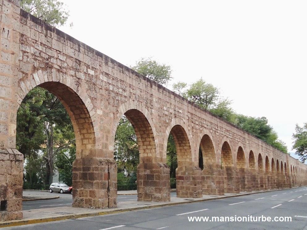 Acueducto de Morelia, Michoacán
