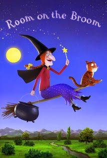 capa Room On the Broom – HDTV AVI + RMVB Legendado