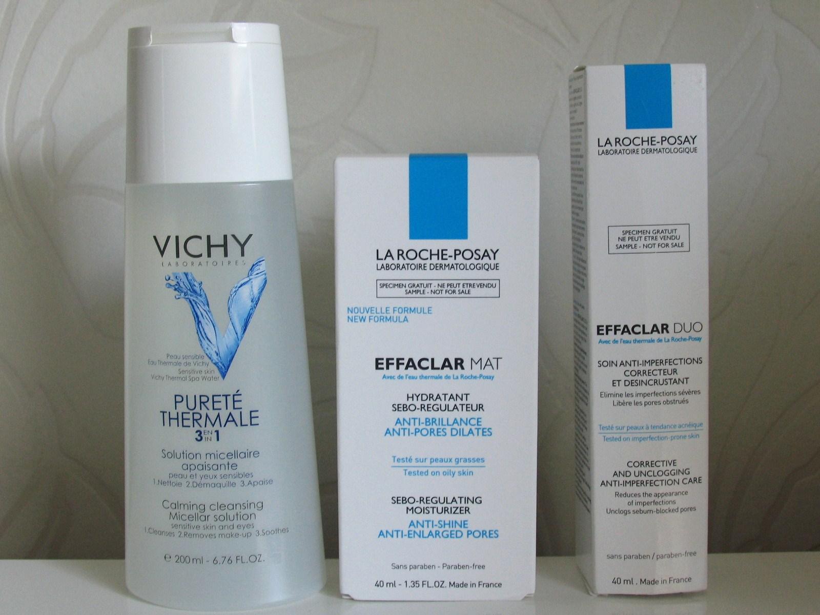 duplo gel la es acn hidratante ml posay acne mat mats piel effaclar roche