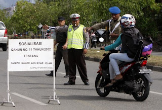 Spekulasi Syariat Islam Di Aceh
