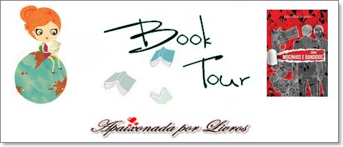 Book Tour - Sobre Mocinhos e Bandidos - Fabio Diaz Mendes