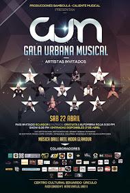 Gala Urbana Musical 2017